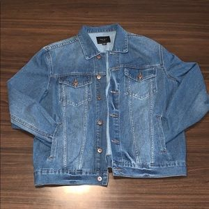New Triot Jean Jacket